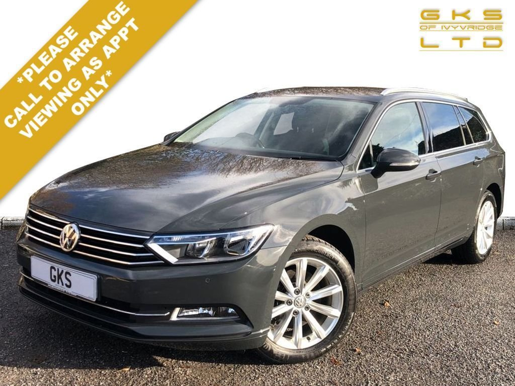 USED 2017 17 VOLKSWAGEN PASSAT 2.0 SE BUSINESS TDI BLUEMOTION TECH DSG 5d 148 BHP ** NATIONWIDE DELIVERY AVAILABLE **
