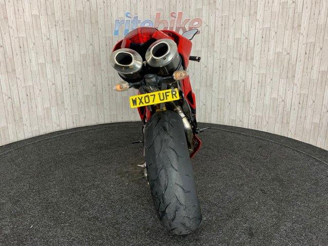 DUCATI 1098 at Rite Bike