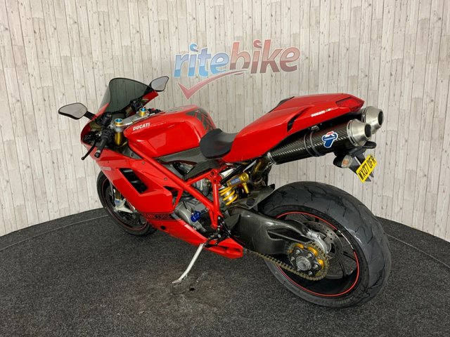 DUCATI 1098 at Rite Bike