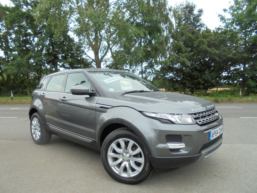 USED 2014 64 LAND ROVER RANGE ROVER EVOQUE 2.2 SD4 PURE TECH 5d 190 BHP