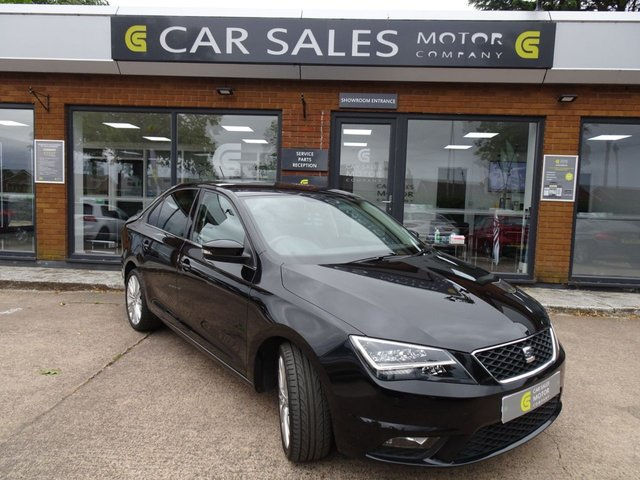 USED 2017 67 SEAT TOLEDO 1.0 TSI XCELLENCE 5d 109 BHP JUST SERVICED AND MOT'D, SAT NAV, FRONT AND REAR PARKING SENSORS, CRUISE CONTROL, DAB RADIO, BLUETOOTH, ALLOYS, SIX SPEED GEARBOX, 5 STAR RATED DEALERSHIP
