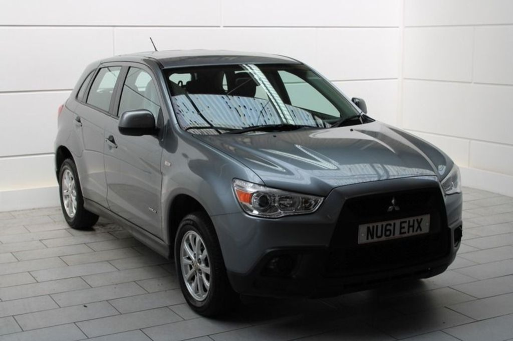 USED 2012 61 MITSUBISHI ASX 1.6 2 5dr 6 DOCUMENTED SERVICES