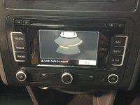 USED 2014 14 VOLKSWAGEN CADDY MAXI 1.6 C20 TDI STARTLINE BLUEMOTION TECHNOLOGY 101 BHP SAT NAV, AIR CON, BLUETOOTH,