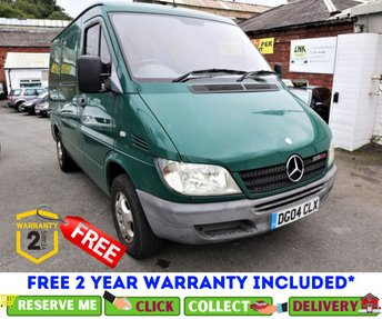 2004 MERCEDES-BENZ SPRINTER