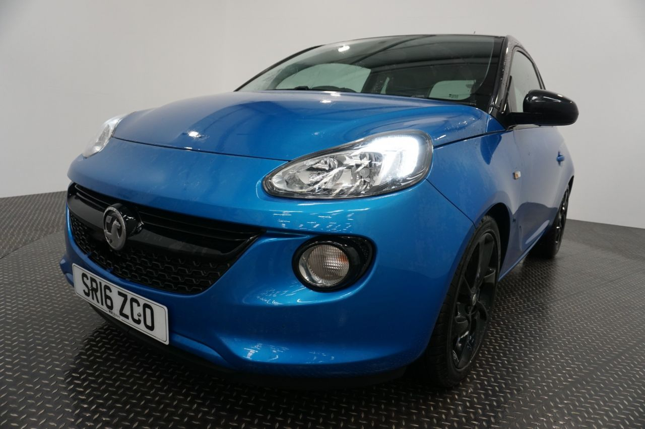 Used VAUXHALL ADAM for sale