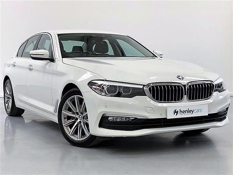 USED 2017 17 BMW 5 SERIES 2.0 520D XDRIVE SE