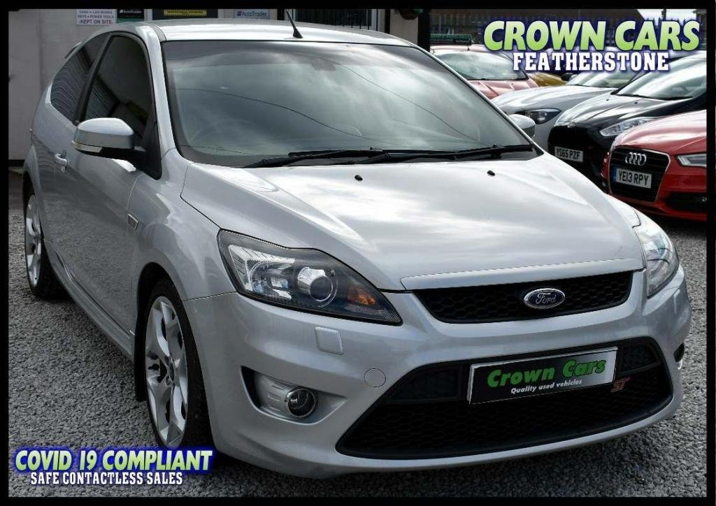 USED 2011 11 FORD FOCUS 2.5 SIV ST-2 3dr AMAZING LOW RATE FINANCE DEALS