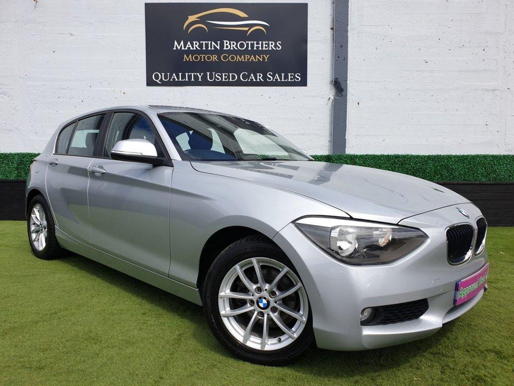 USED 2012 12 BMW 1 SERIES 2.0 116D SE 5d 114 BHP