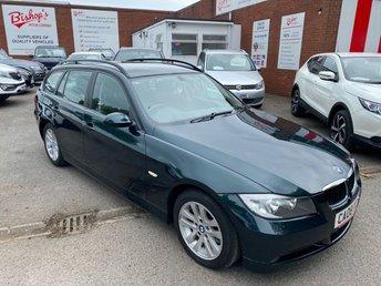 2008 BMW 3 SERIES 2.0 320D ES TOURING 5d 175 BHP £4991.00