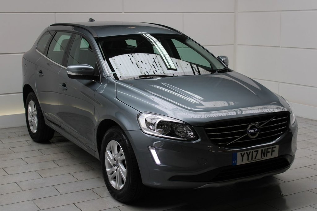 USED 2017 17 VOLVO XC60 2.0 D4 SE Nav Geartronic (start/stop)[LEATHER][190] 5dr