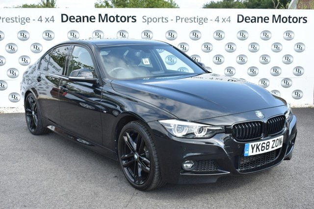 2019 68 BMW 3 SERIES 2.0 320D M SPORT SHADOW EDITION 4d 188 BHP