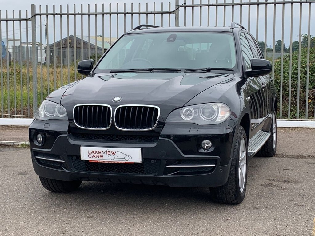 USED 2009 59 BMW X5 3.0 XDRIVE30D SE 5d 232 BHP