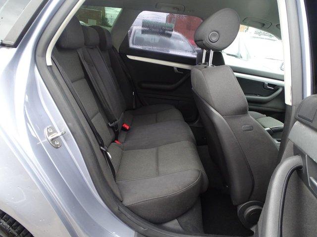USED 2005 05 AUDI A4 2.0 TDI S LINE 5d 140 BHP AUTOMATIC