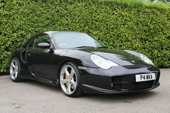 2004 PORSCHE 911 TURBO 3.6 996 Turbo £42990.00