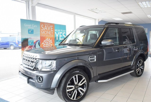 2015 65 LAND ROVER DISCOVERY 4 3.0 SDV6 HSE 255 BHP LUXURY STOP/START