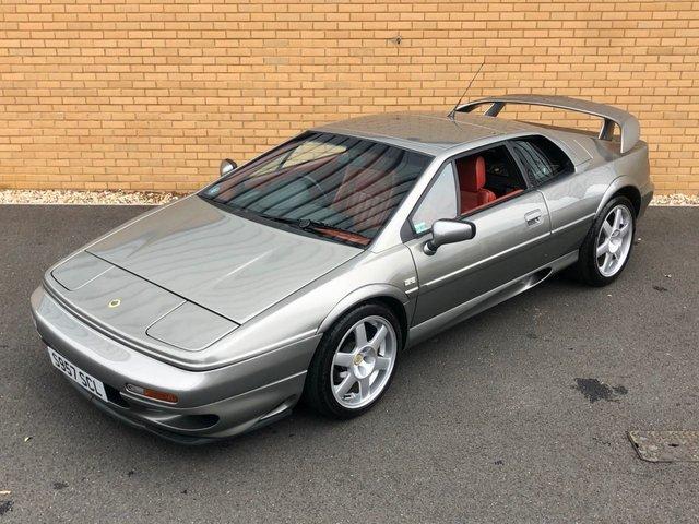 1998 S LOTUS ESPRIT 3.5L V8 Twin Turbo // 2d // 349 BHP // Px swap