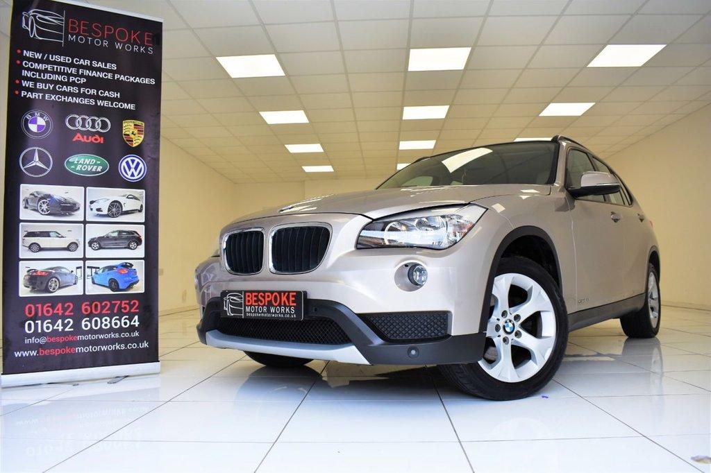 USED 2013 13 BMW X1 SDRIVE18D SE 5 DOOR