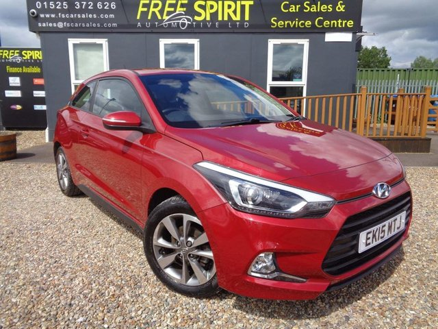 USED 2015 15 HYUNDAI I20 1.2 SE 3dr Bluetooth, Cruise, USB/AUX