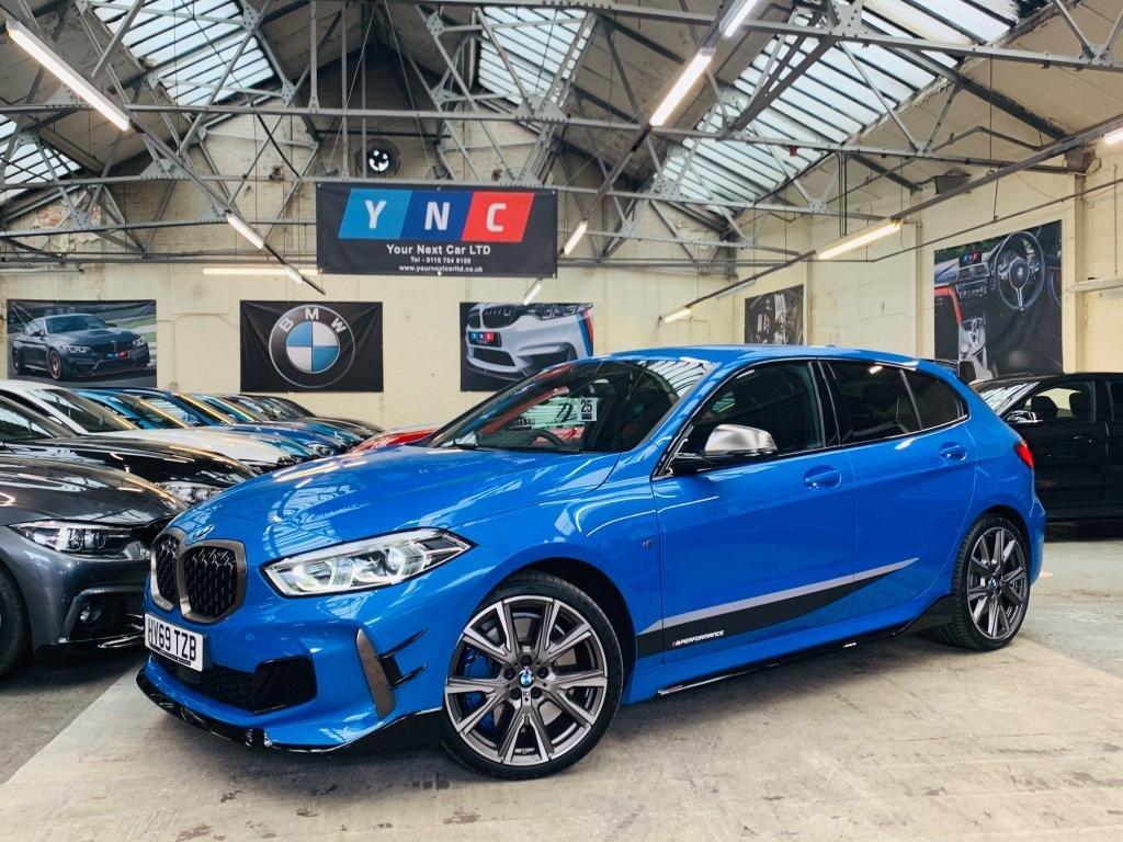 USED 2019 69 BMW 1 SERIES 2.0 M135i Auto xDrive (s/s) 5dr UKs 1ST GEN M PERFORMANCE M135