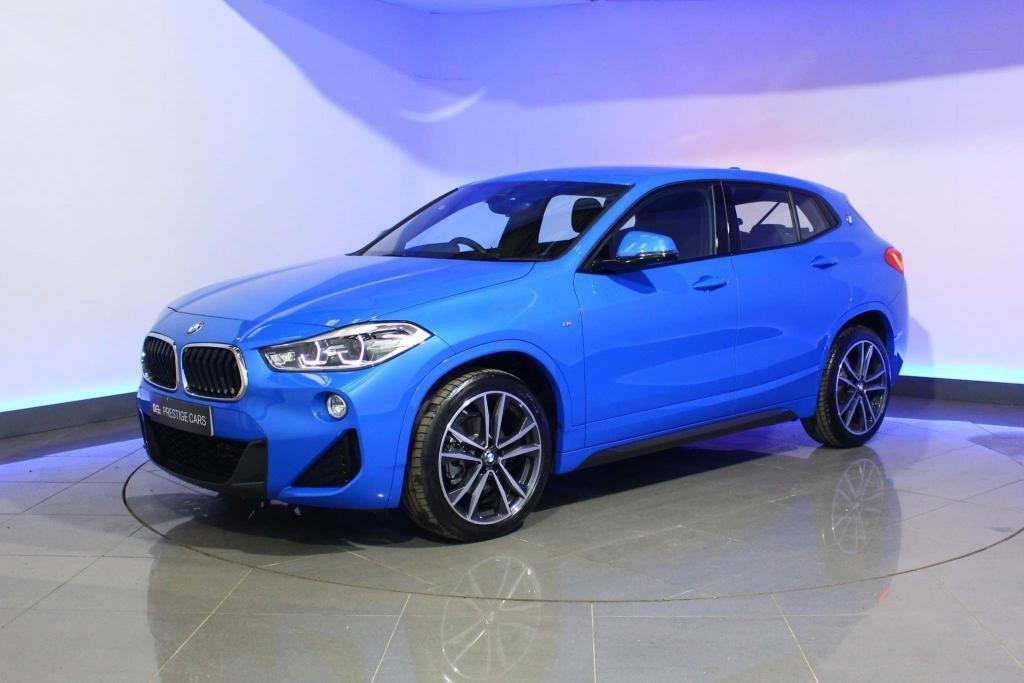 USED 2019 19 BMW X2 1.5 18i M Sport DCT sDrive (s/s) 5dr NAVIGATION DAB RADIO BLUETOOTH