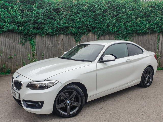 2014 BMW 2 SERIES 2.0 218D SPORT 2d 141 BHP