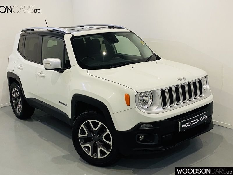 USED 2015 15 JEEP RENEGADE 2.0 M-JET OPENING EDITION 5d 138 BHP Sat Nav / Bluetooth / Cruise Control / Privacy Glass / Isofix / FINANCE AVAILABLE