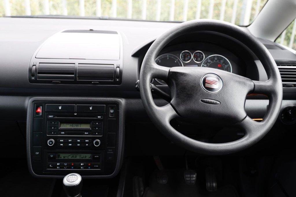 USED 2010 10 SEAT ALHAMBRA 2.0 ECOMOTIVE TDI 5d 138 BHP