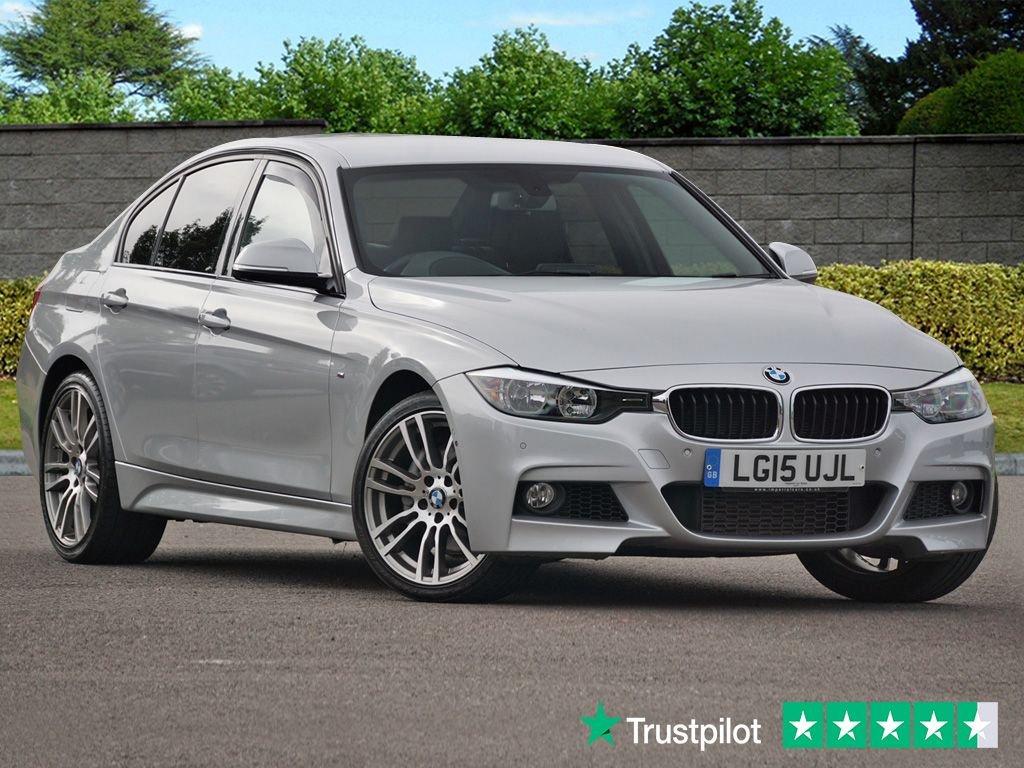 USED 2015 A BMW 3 SERIES 3.0 335D XDRIVE M SPORT 4d 309 BHP