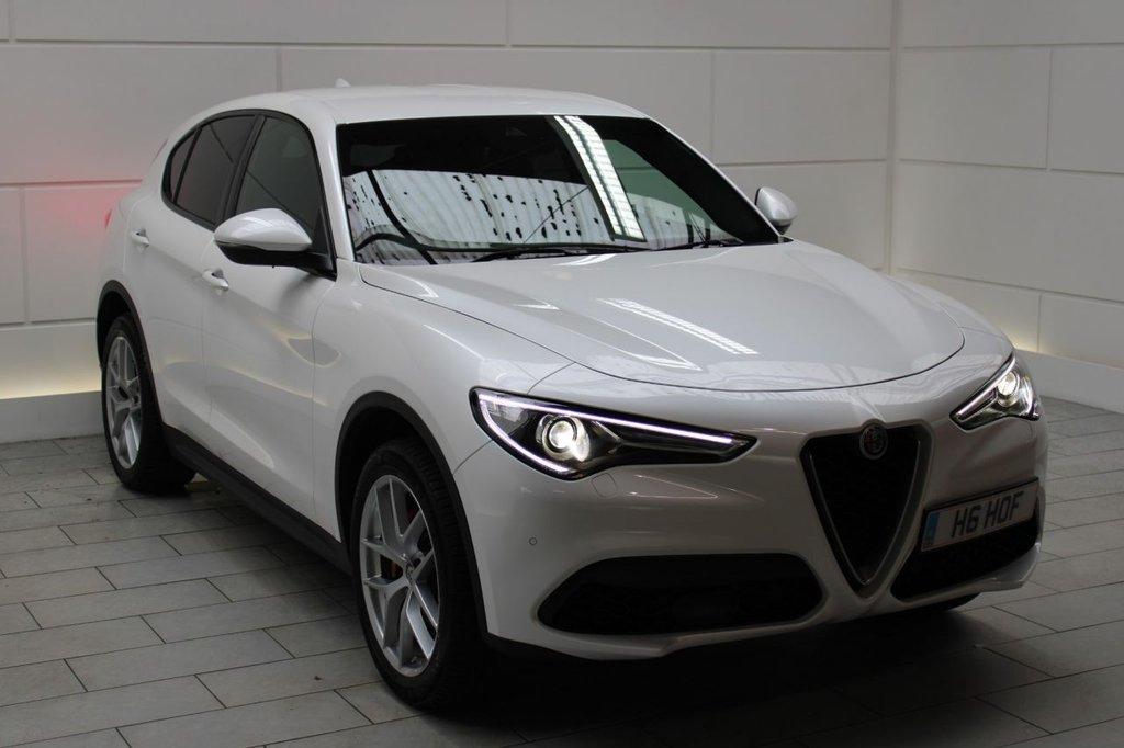 USED 2019 19 ALFA ROMEO STELVIO 2.0T Milano Edizione Auto Q4 AWD (start/stop)