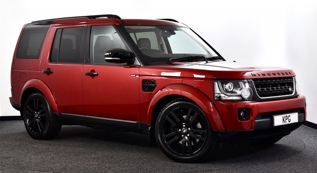 USED 2014 64 LAND ROVER DISCOVERY 4 3.0 SD V6 HSE (s/s) 5dr Auto Black Pack, Pan Roof, F/LR/S/H