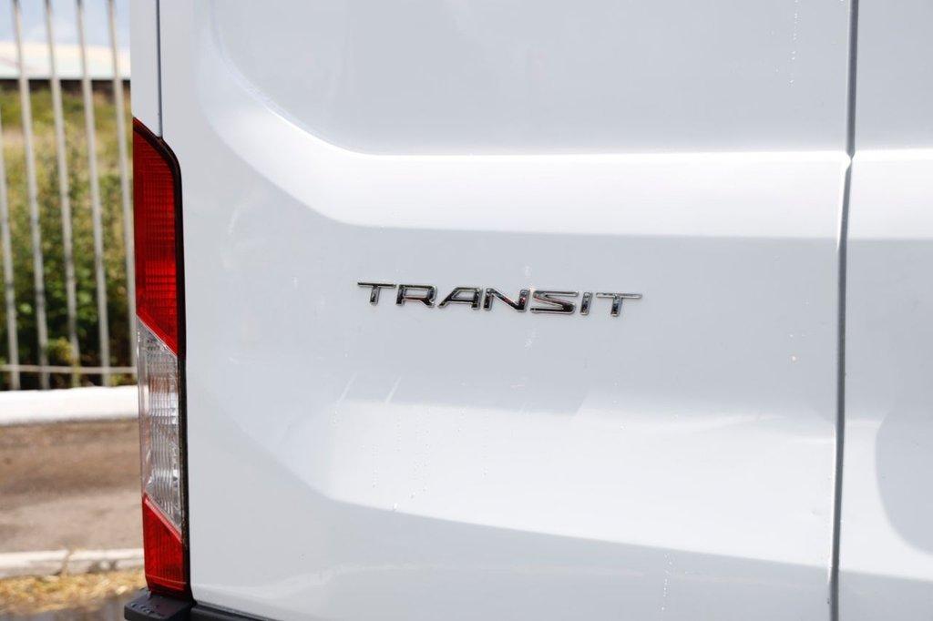 USED 2016 16 FORD TRANSIT 2.2 350 H/R P/V 124 BHP