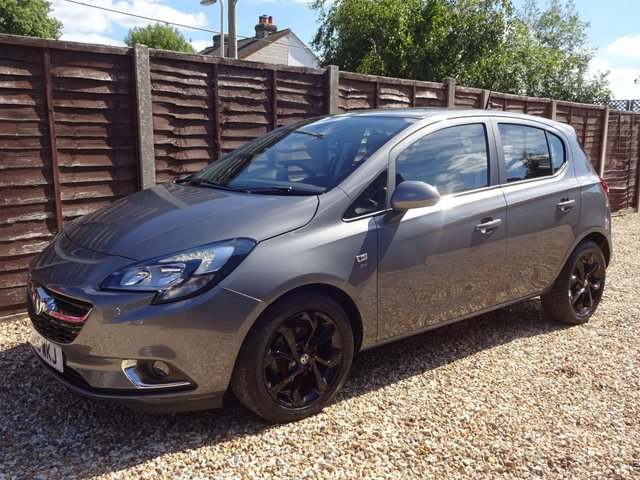 USED 2015 15 VAUXHALL CORSA 1.4 SRi 5 DOOR YES ONLY 35,000 MILES FROM NEW, LONG MOT