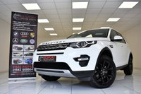 USED 2017 17 LAND ROVER DISCOVERY SPORT 2.0 TD4 HSE 5 DOOR