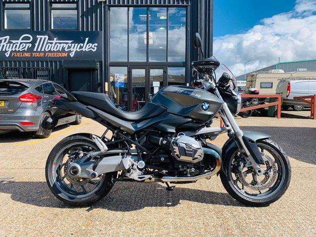 2012 12 BMW R1200R 1170cc