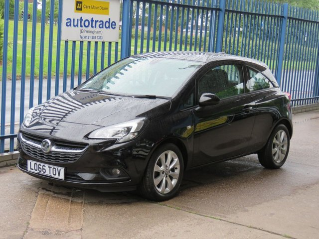 USED 2017 66 VAUXHALL CORSA 1.4 ENERGY AC ECOFLEX 3dr Bluetooth & audio Heated seats Cruise Air con Finance arranged Part exchange available Open 7 days ULEX Compliant
