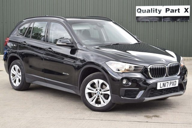 USED 2017 17 BMW X1 2.0 18d SE Auto sDrive (s/s) 5dr CALL FOR NO CONTACT DELIVERY