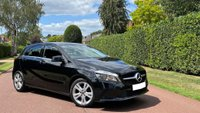 USED 2017 67 MERCEDES-BENZ A-CLASS 1.5 A180d Sport 7G-DCT (s/s) 5dr 1OWNER+LOW MILES + LEATHER+FSH