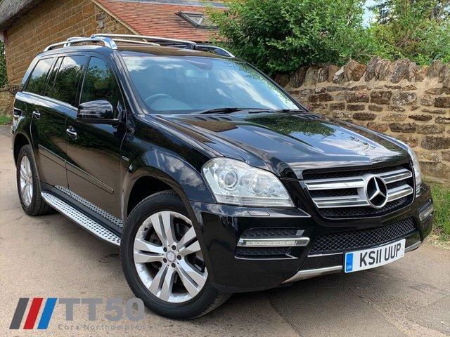2011 11 MERCEDES-BENZ GL-CLASS 3.0L GL350 CDI BLUEEFFICIENCY 5d AUTO 265 BHP