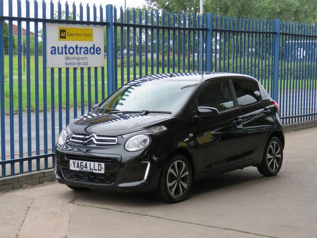 USED 2015 64 CITROEN C1 1.0 FLAIR 5d 68 BHP £0 Road Tax,Ideal 1st Car
