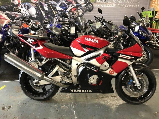 2003 52 YAMAHA YZF R6