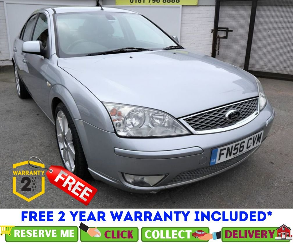 USED 2006 56 FORD MONDEO 2.0 TDCI TITANIUM X *CLICK & COLLECT OR DELIVERY