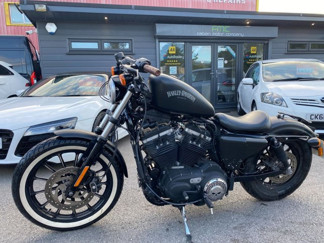 2014 64 HARLEY-DAVIDSON XL 883 N IRON 14 883cc XL 883 N IRON **Custom - £££ Spent**