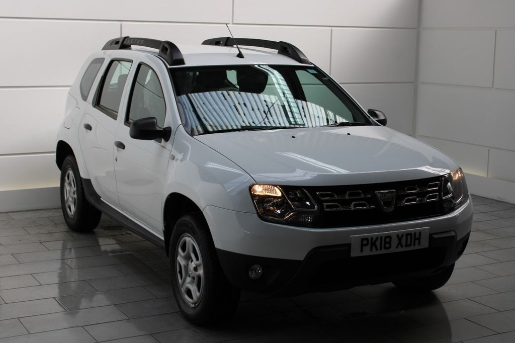 USED 2018 18 DACIA DUSTER 1.6 SCe Air (start/stop)