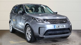 2017 LAND ROVER DISCOVERY 5