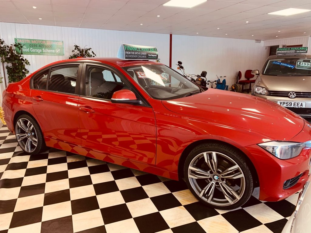 USED 2012 12 BMW 3 SERIES 2.0 316D ES 4d 114 BHP