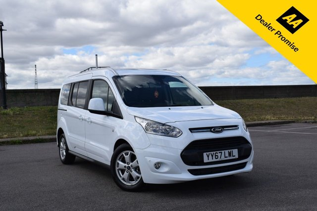 View our FORD GRAND TOURNEO CONNECT