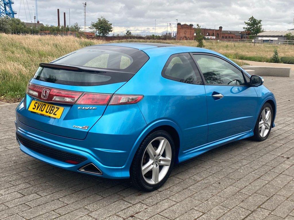 2010 Honda Civic I-CDTI Type S GT £5,495