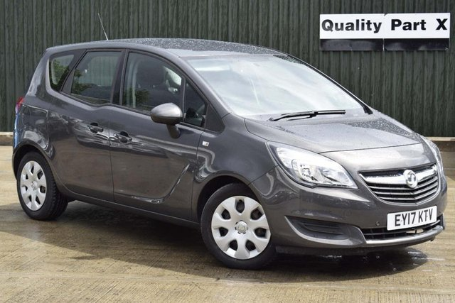USED 2017 17 VAUXHALL MERIVA 1.4 i 16v Turbo Club 5dr JUST ARRIVED