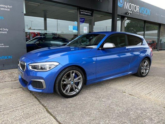 2016 66 BMW 1 SERIES 3.0 M140I 3d 335 BHP