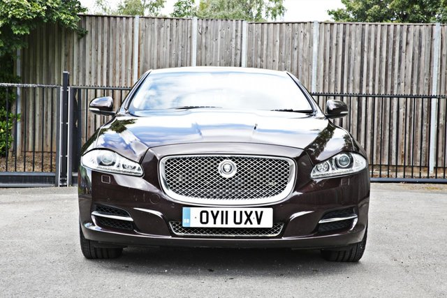 JAGUAR XJ at Bonsha Motors